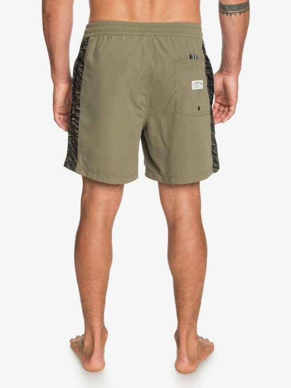 "Arch Print 17"" - Swim Shorts for Men  EQYJV03633"