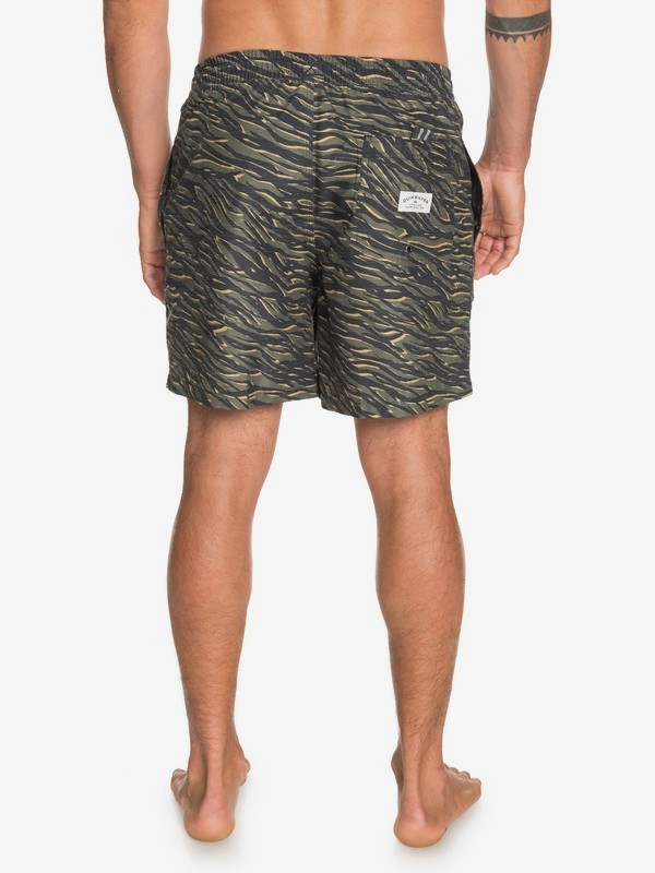 "Threads And Fins 17"" - Swim Shorts for Men  EQYJV03649"