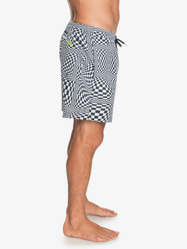 "Rave Wave 17"" - Swim Shorts for Men  EQYJV03650"