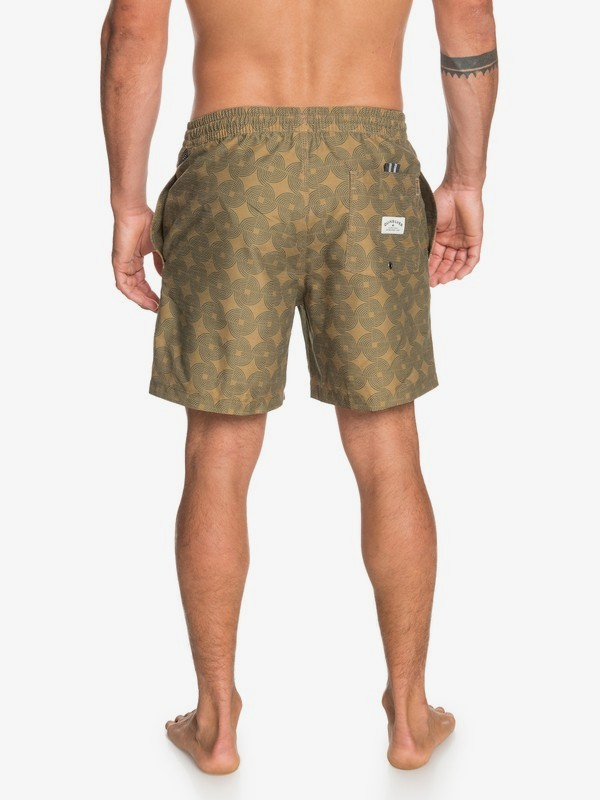 "Threads And Fins 17"" - Swim Shorts for Men  EQYJV03658"