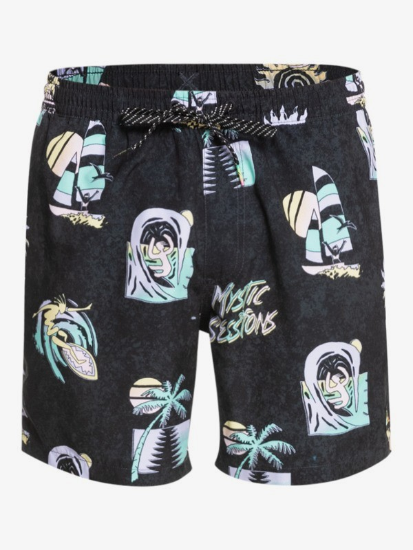 """Island Pulse 15"""" - Swim Shorts for Men  EQYJV03697"""
