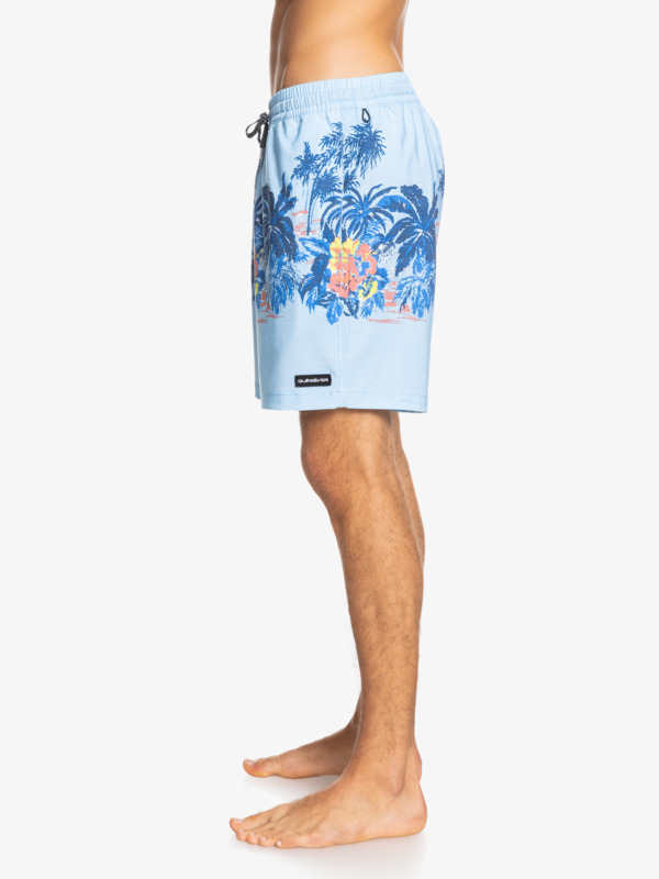 Magic Sunset - Swim Shorts for Men  EQYJV03700