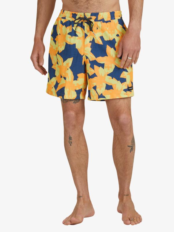Mystic Session 17 - Recycled Swim Shorts for Men  EQYJV03703