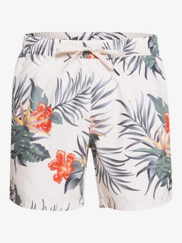 "Paradise Express 15"" - Swim Shorts for Men  EQYJV03705"