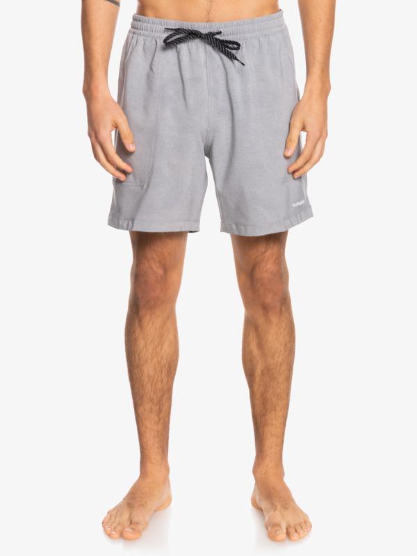"Reversible 17"" - Swim Shorts for Men  EQYJV03727"