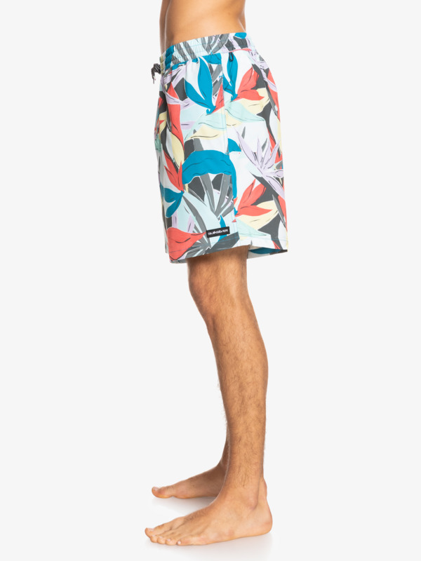 "Mystic Session 17"" - Swim Shorts for Men  EQYJV03731"