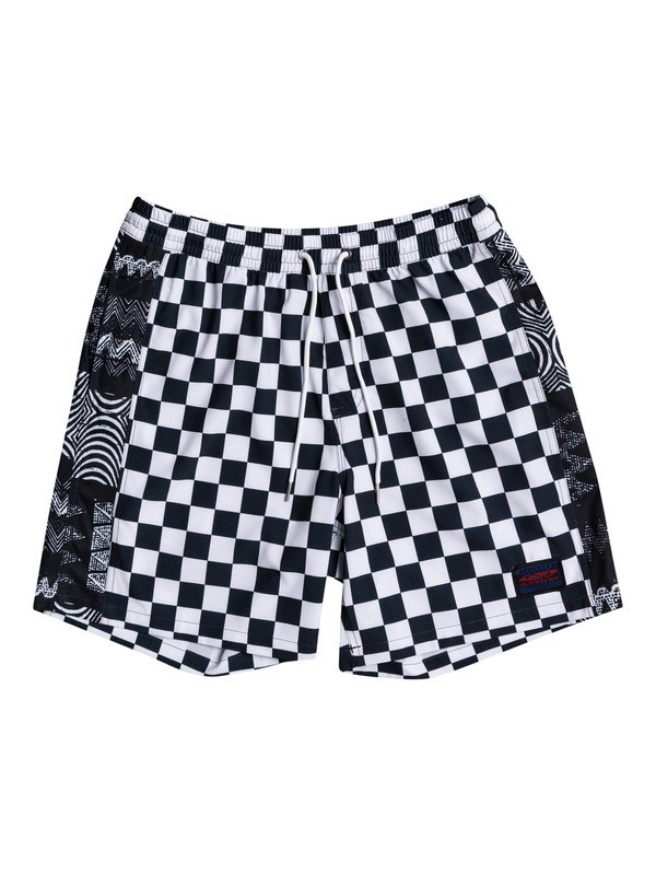 "Originals Tribal Arch 17"" - Swim Shorts for Men  EQYJV03735"