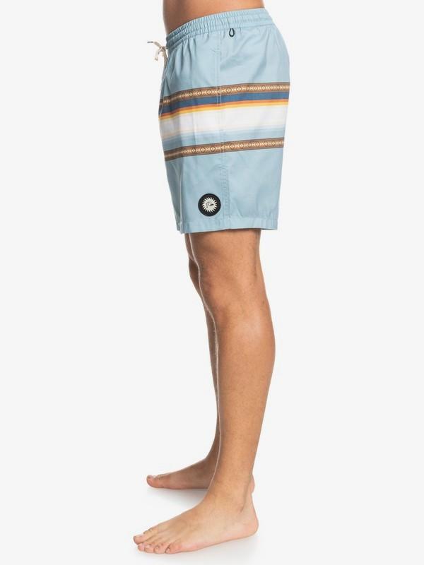 """Sun Faded 17"""" - Swim Shorts for Men  EQYJV03744"""