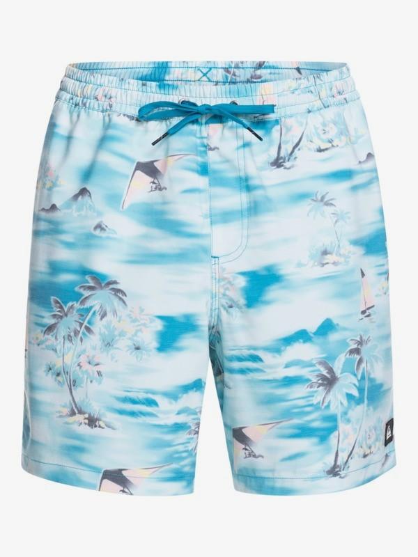 "Island Hopper 17"" - Swim Shorts for Men  EQYJV03772"