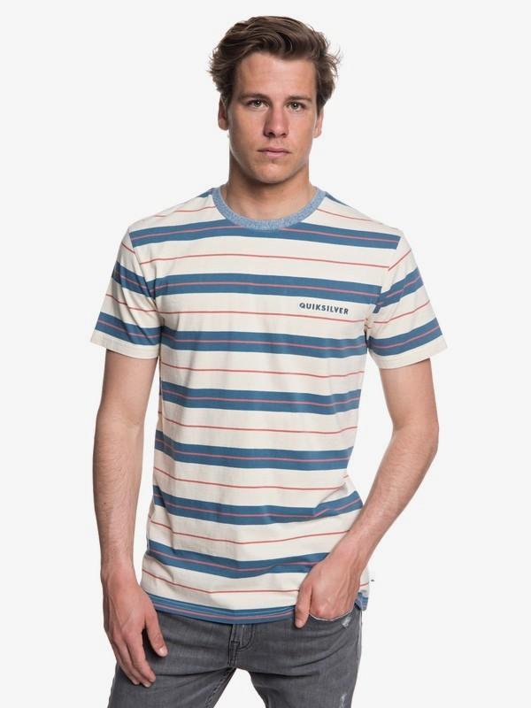 0 Dera Steps - Camiseta para Hombre  EQYKT03753 Quiksilver
