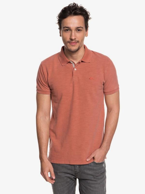 Miz Kimitt - Short Sleeve Polo Shirt for Men EQYKT03783