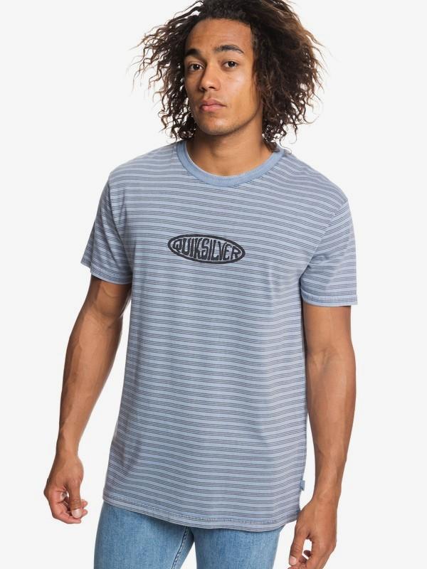 0 Originals - Camiseta para Hombre Azul EQYKT03839 Quiksilver