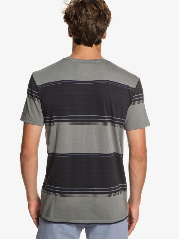 Gradient Stripe - T-Shirt for Men  EQYKT03849