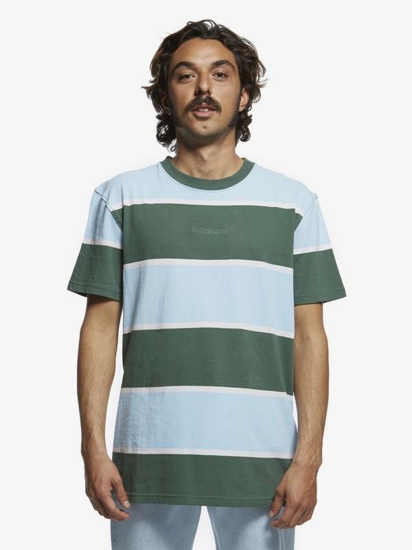 0 The Originals - T-shirt pour Homme Vert EQYKT03903 Quiksilver