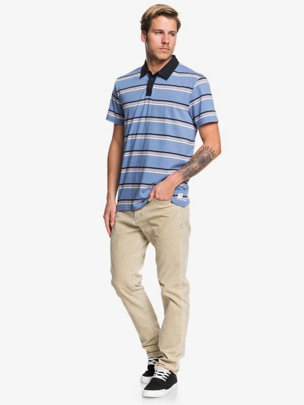 Coreky - Short Sleeve Polo Shirt for Men  EQYKT03917