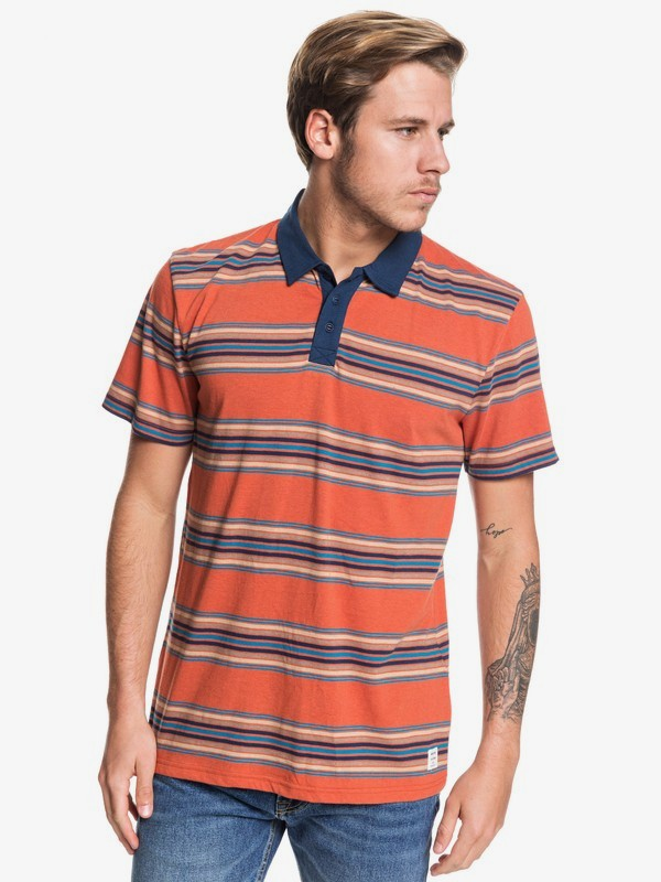 Coreky - Short Sleeve Polo Shirt for Men  EQYKT03917