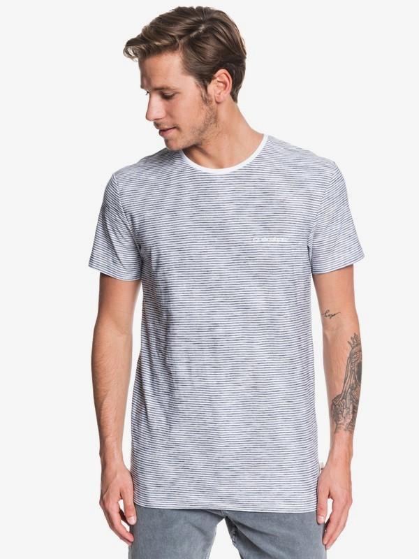0 Ken Tin - Camiseta para Hombre Negro EQYKT03930 Quiksilver