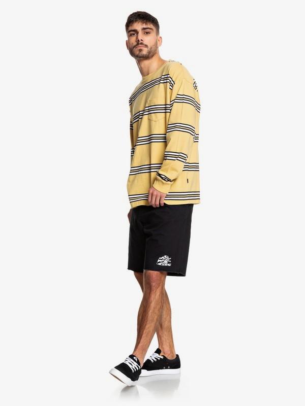 Positive Vibrations - Long Sleeve T-Shirt  EQYKT03954