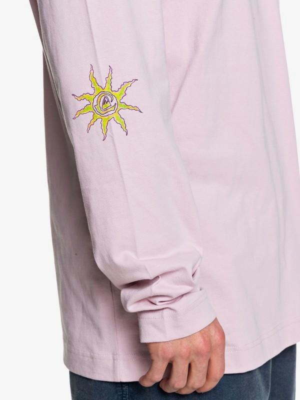 Positive Vibrations - Long Sleeve T-Shirt  EQYKT03955