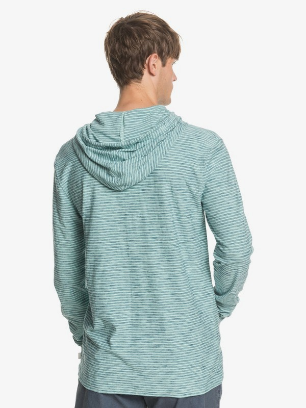 Kentin - Long Sleeve Hooded Top  EQYKT03965