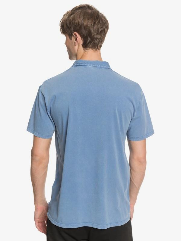 Acid Sun - Short Sleeve Polo Shirt  EQYKT03967