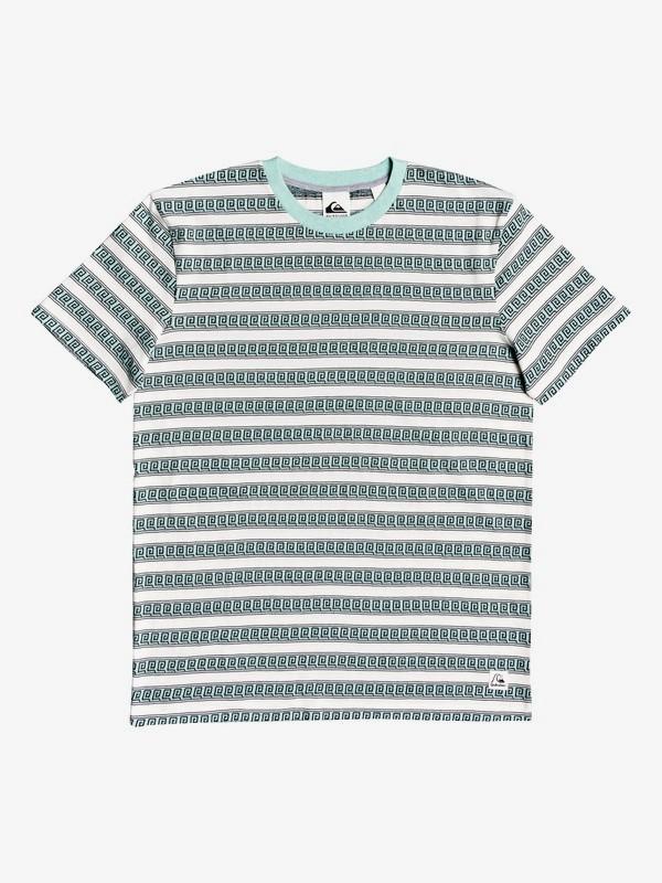 Jacquard Destin - T-Shirt for Men  EQYKT03975