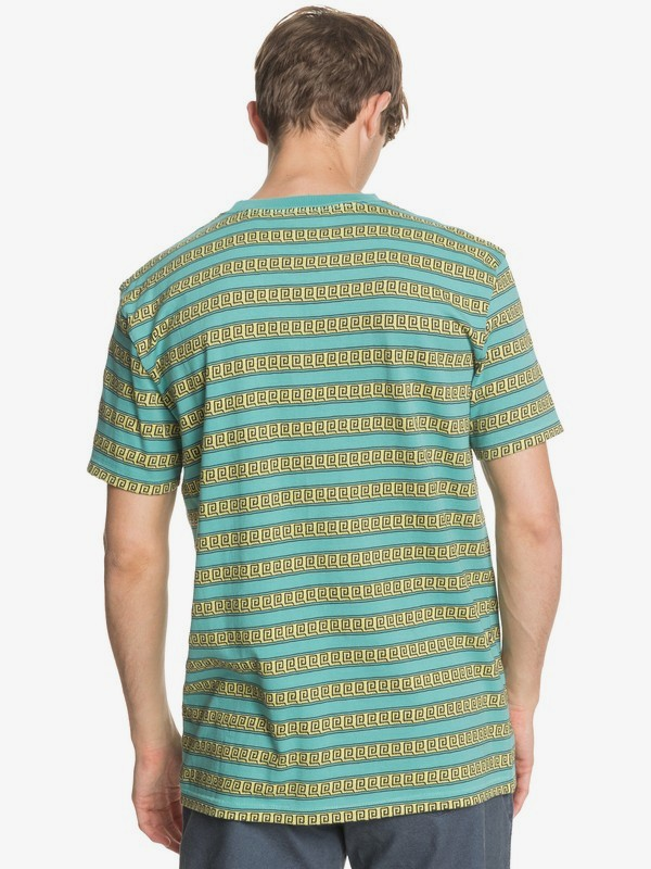 Jacquard Destin - T-Shirt for Men  EQYKT03975