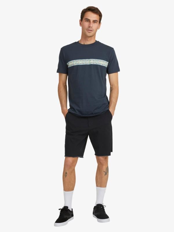Mixtape Stripe - Organic T-Shirt for Men  EQYKT04103