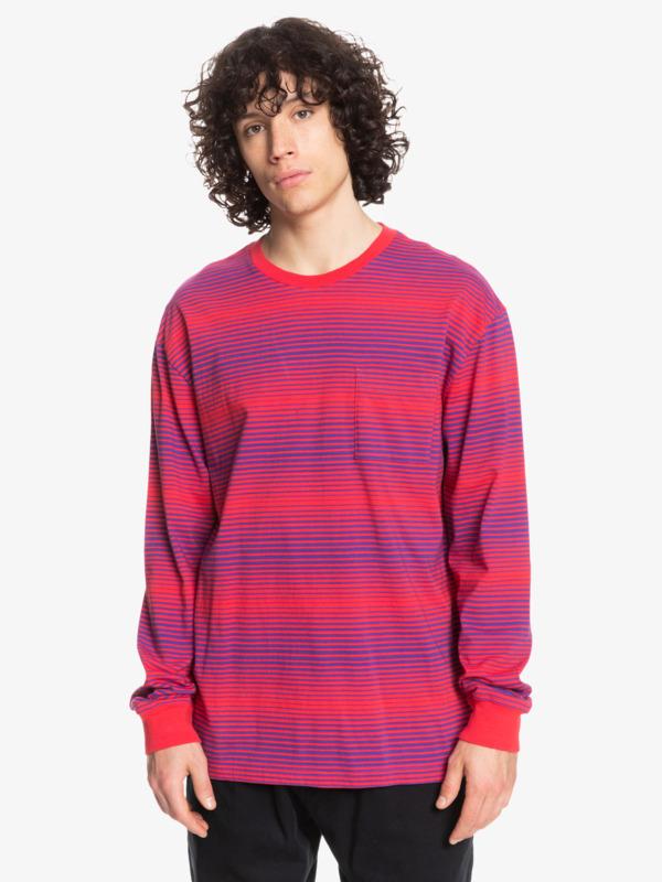 Originals Faded Horizons - Organic Long Sleeve T-Shirt for Men  EQYKT04112