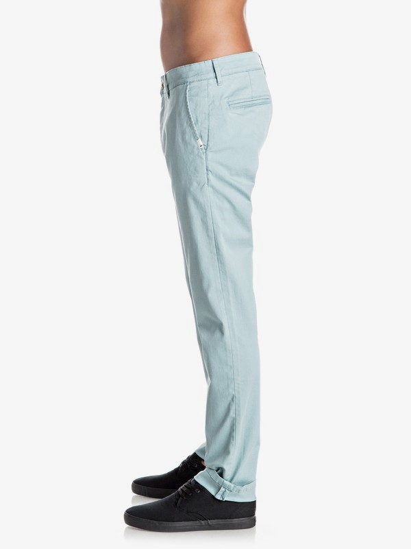 Krandy - Slim Fit Chinos EQYNP03108