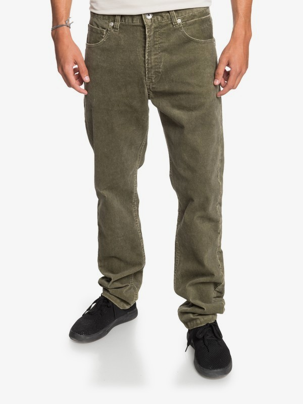 Kracker - Corduroy Trousers for Men  EQYNP03129