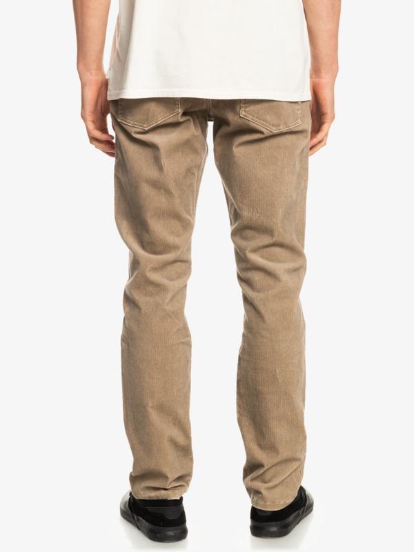 Kracker - Corduroy Trousers for Men  EQYNP03129