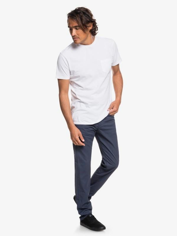 Krandy - Straight Trousers for Men  EQYNP03151