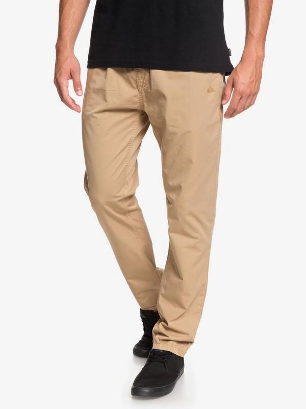 Hue Hiller - Elasticated Trousers  EQYNP03163