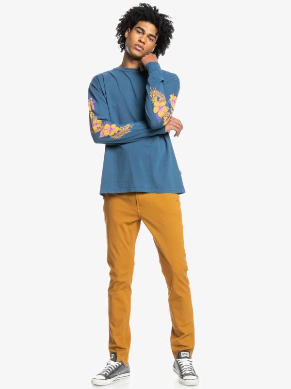 "Krandy 19"" - Straight Fit Trousers for Men  EQYNP03168"