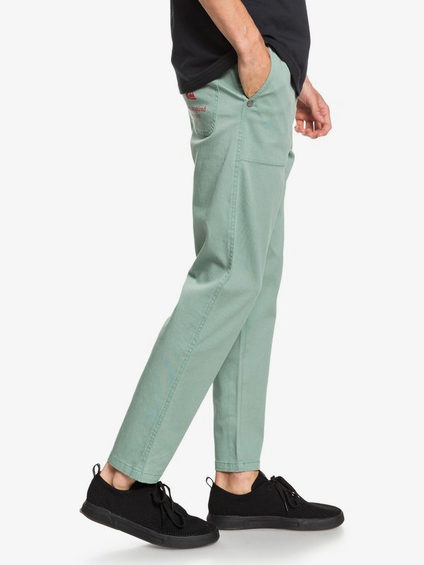 Beach Pant - Elasticated Tapered Beach Pants  EQYNP03186