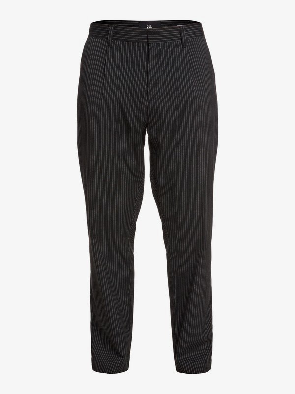 Originals Suit - Tapered Cropped Suit Trousers for Men  EQYNP03193