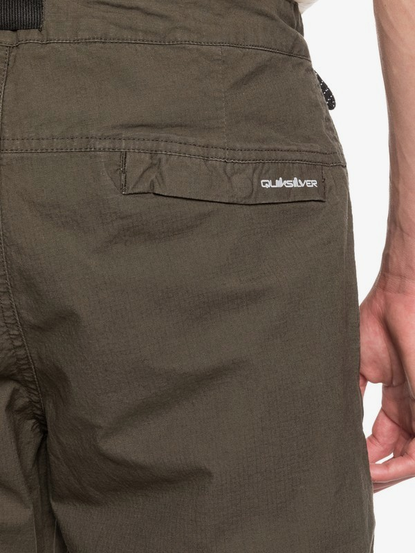 Sea Bed Pt - Organic Cargo Trousers for Men  EQYNP03200