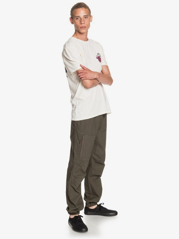 Sea Bed - Cargo Trousers for Men  EQYNP03200