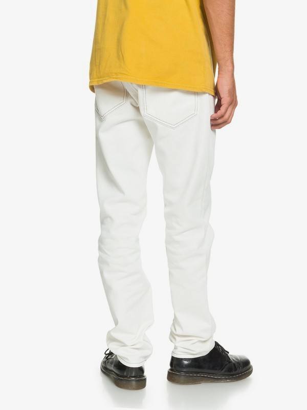 Originals Demand - Tapered Cropped Jeans for Men  EQYNP03202