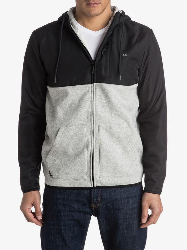Active Nylon - Zip-Up Jacket EQYPF03011