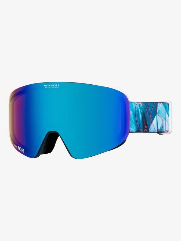 0 QS RC - Máscara para esquí/snowboard para Hombre Azul EQYTG03053 Quiksilver