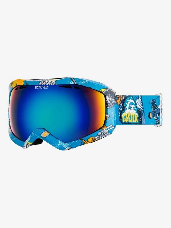 0 Fenom Art Series - Máscara para esquí/snowboard para Hombre Negro EQYTG03059 Quiksilver
