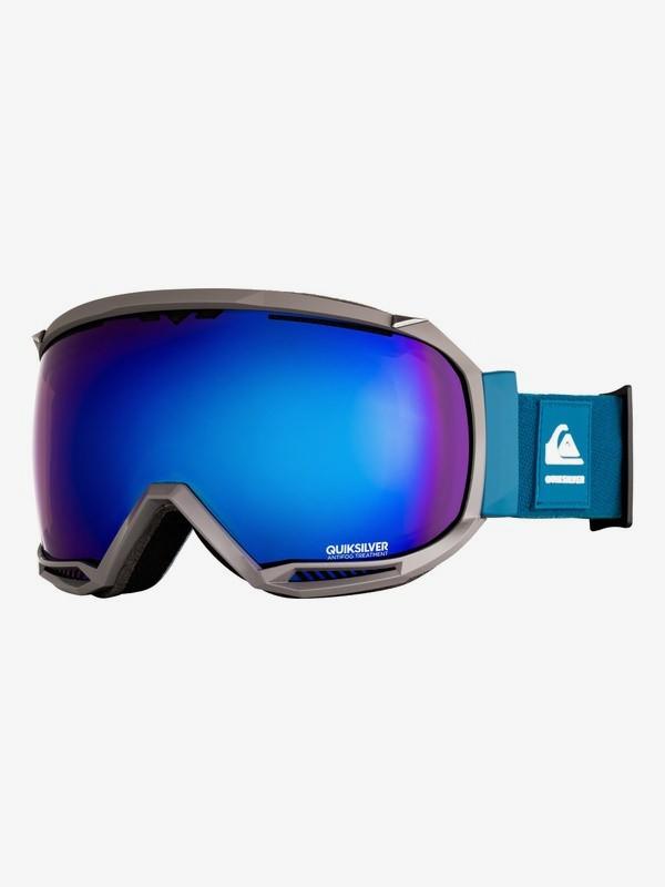 0 Hubble - Masque de ski/snowboard pour Homme Noir EQYTG03078 Quiksilver