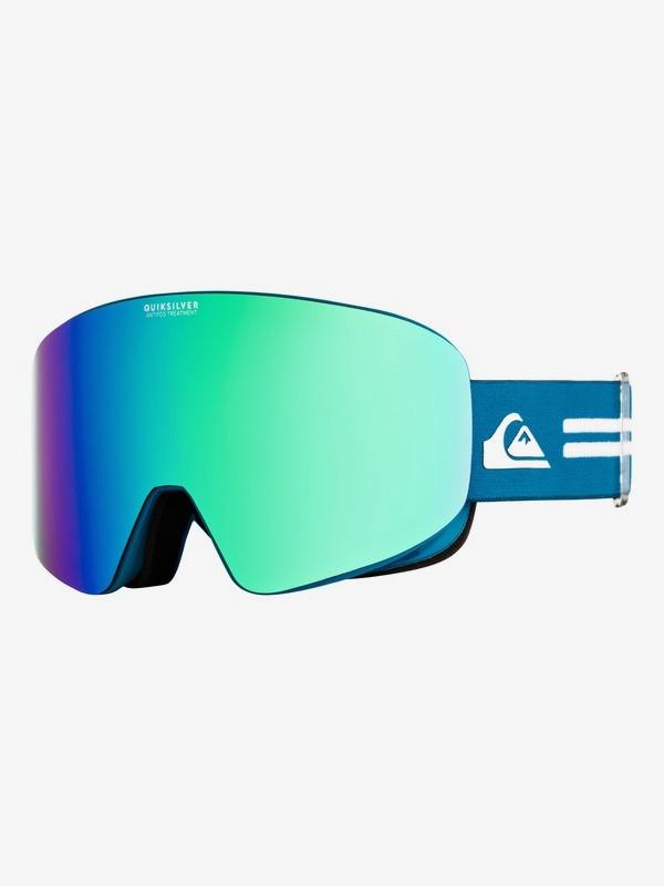 0 QS_Rc - Masque de ski/snowboard pour Homme Bleu EQYTG03083 Quiksilver