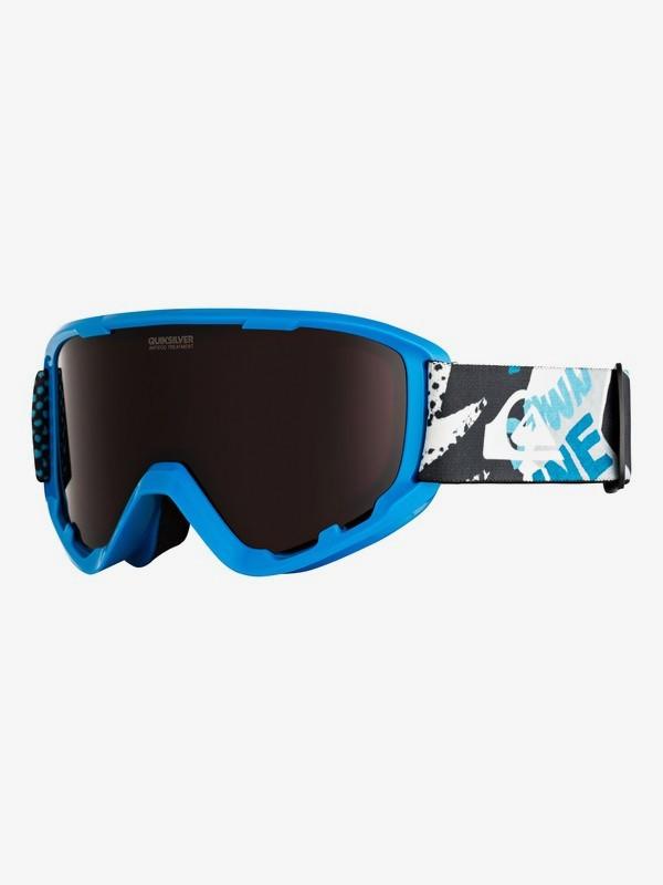 0 Sherpa - Masque de ski/snowboard pour Homme Bleu EQYTG03084 Quiksilver