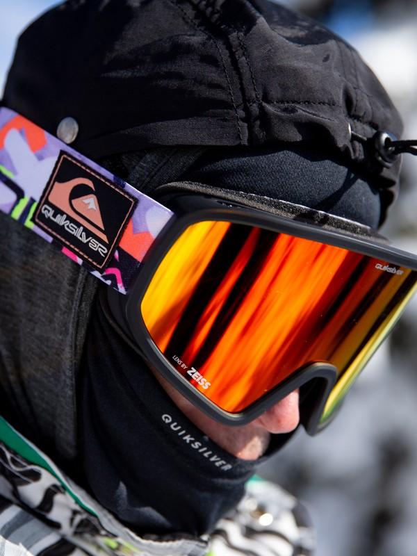 0 Browdy Anniversary - Masque de ski/snowboard pour Homme Noir EQYTG03092 Quiksilver