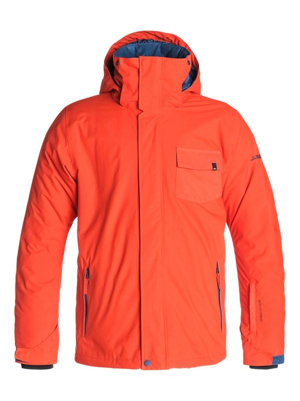 Mission Plain - Snowboard Jacket EQYTJ03016