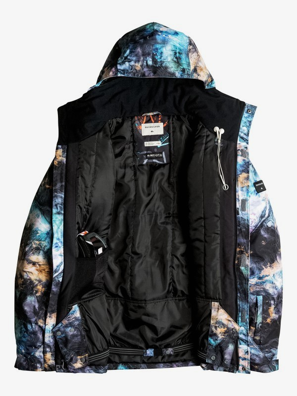 Mission Printed - Snow Jacket EQYTJ03069