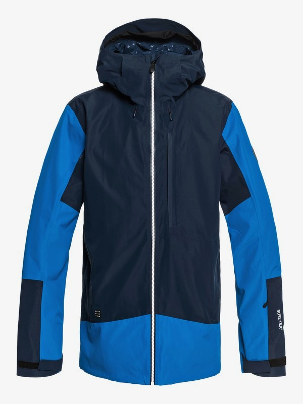 0 Forever 2L GORE-TEX® - Shell Snow Jacket for Men Blue EQYTJ03170 Quiksilver